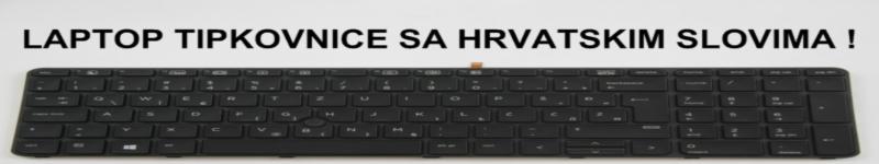 Reklama za tipkovnice laptopi