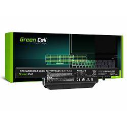 Baterija za laptop Clevo W650/W670 W650BAT-6 / 11,1V 4400mAh