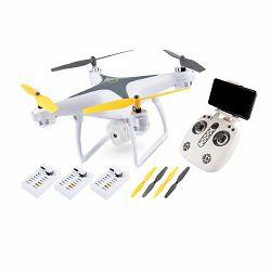 Dron OVERMAX X-BEE 3.3 WiFi, FPV kamera, 3x baterije