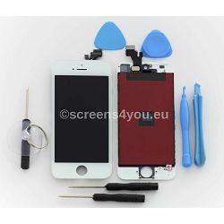 Zamjenski ekran i staklo osjetljivo na dodir za iPhone 5 u bijeloj boji