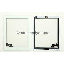 Generičko zamjensko staklo osjetljivo na dodir/touchscreen za iPad 2 u bijelo boji