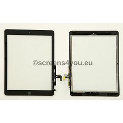 Generičko zamjensko staklo osjetljivo na dodir/touchscreen za iPad Air u crnoj boji