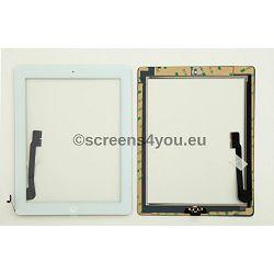 Generičko zamjensko staklo osjetljivo na dodir/touchscreen za iPad 3/4 u bijeloj boji