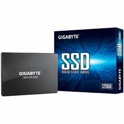GIGABYTE SSD 120GB disk