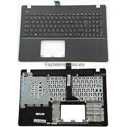 Gornji poklopac sa tipkovnicom za laptope Asus F550/X550 crni