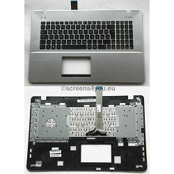 Gornji poklopac sa tipkovnicom za laptope Asus X751/R752