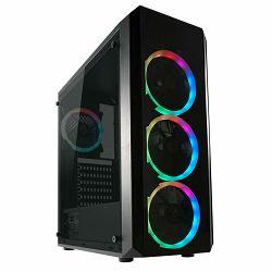 LC-Power 703B - Quad-Luxx RGB gaming kućište