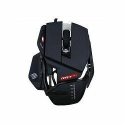 Mad Catz R.A.T. 4+ crni miš