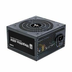 Napajanje Zalman 600W 80+ PSU TXII Series