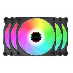 NaviaTec FAN120-RGB, RGB višebojni ventilator
