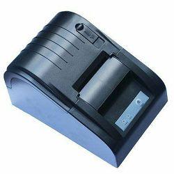 NaviaTec NTC-5890T 58mm POS printer, QR kod