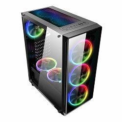 NaviaTec VORTEX V3 RGB gaming kućište