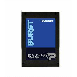 Patriot Burst R555/W500 480GB SSD disk