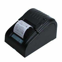 Printer NaviaTec NTC-5890T termalni, POS termalni, 58mm, USB, crni