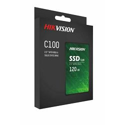 SSD disk Hikvision C100 120GB 2,5