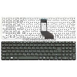 Tipkovnica za laptope Acer Aspire E5-573/E5-575G/E5-722/E5-772 crna