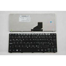 Tipkovnica za laptope Acer Aspire One D255E/D257/NAV50 crna