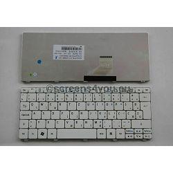 Tipkovnica za laptope Acer Aspire One D255E/D257/NAV50 bijela