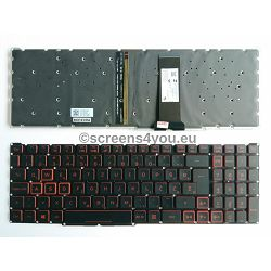 Tipkovnica za laptope Acer Nitro 5 AN515-54/AN515-43/AN517-51/AN715-51 pozadinsko osvjetljenje