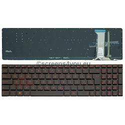 Tipkovnica za laptope Asus G551/G551JK/G551JM/G551JW/G551JX
