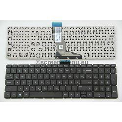 Tipkovnica za laptope HP 250 G6/255 G6/256 G6/258 G6/15-cc/17-ak siva