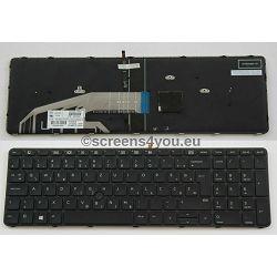 Tipkovnica za laptope HP 650 G2/655 G2/650 G3/655 G3