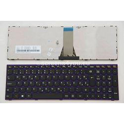Tipkovnica za laptope Lenovo IdeaPad B50-30/B50-45/B50-70/G50-30/G50-45/G50-70/G50-80/G70/Z50/Z51/Z70/300-15ISK ljubičasta