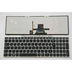 Tipkovnica za laptope Lenovo IdeaPad Flex 2-15/M50/Z50/300-15/300-17/305-15/500-15 srebrna