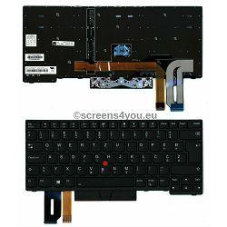 Tipkovnica za laptope Lenovo Thinkpad E480/E485/T480S/L480/L490/L380 Yoga