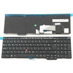 Tipkovnica za laptope Lenovo ThinkPad L540/T540/W540/E531