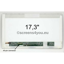 Toshiba Satellite C670-16F ekran za laptop