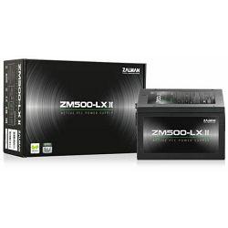 Zalman 500W PSU LX-II Series Retail napajanje