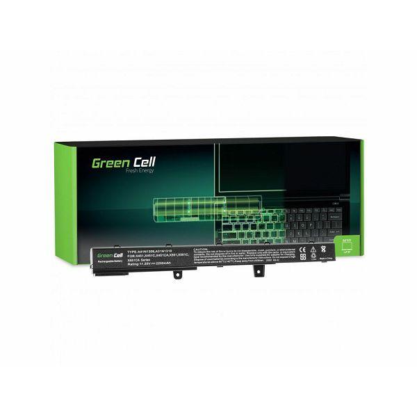 Baterija za laptop Asus F751L/R509/R512/R512C/X451/X551/X551C/X551CA/X551M/X551MA/ X551MAV/X751L A41N1308 / 11,25V 2200mAh