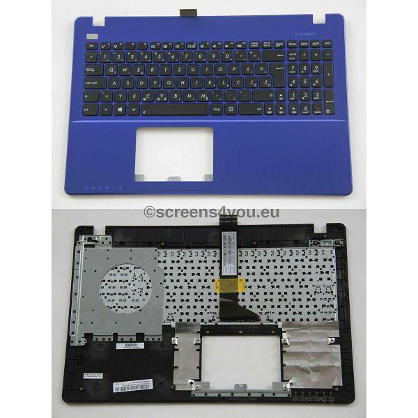 Gornji poklopac sa tipkovnicom za laptope Asus F550/X550