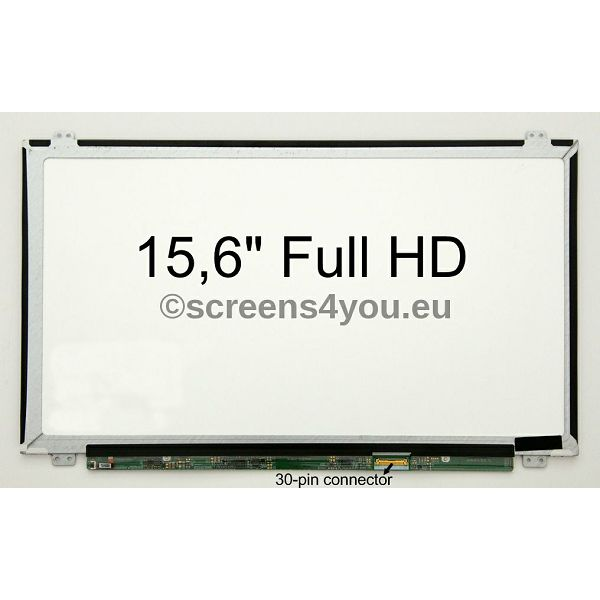 HP 250 G6 FullHD ekran za laptop