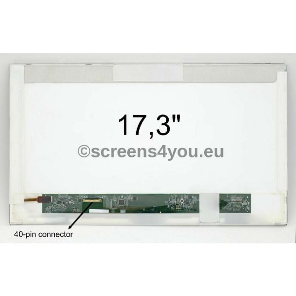 Lenovo G700 ekran za laptop