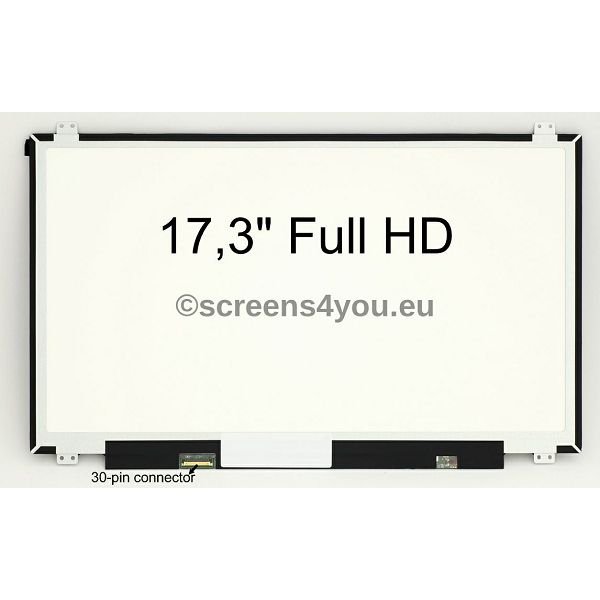Lenovo IdeaPad Y700-17ISK ekran za laptop