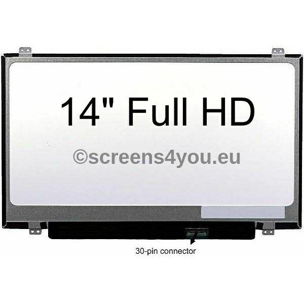 Lenovo Yoga 510 (14) FullHD ekran za laptop