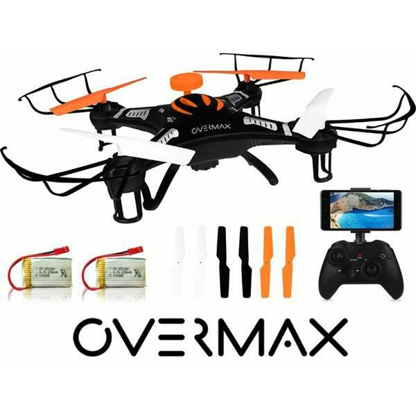 Overmax drone X-BEE 2.5 WiFi, kamera, upravljanje putem mobitela