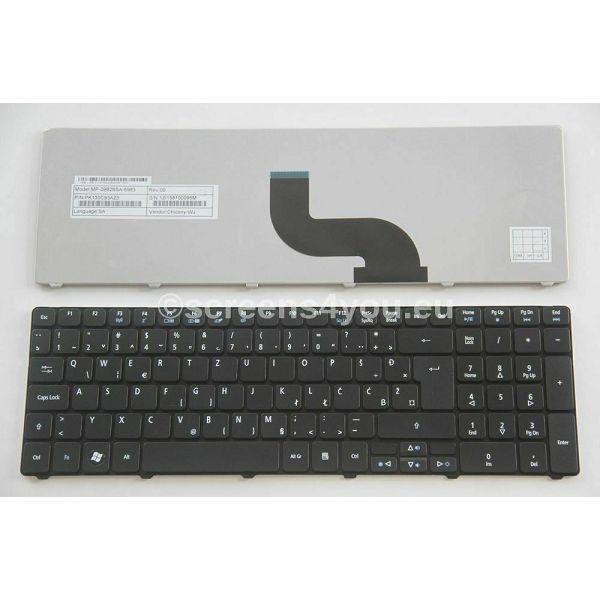 Tipkovnica za laptope Acer Aspire 5538G/5552/5560G