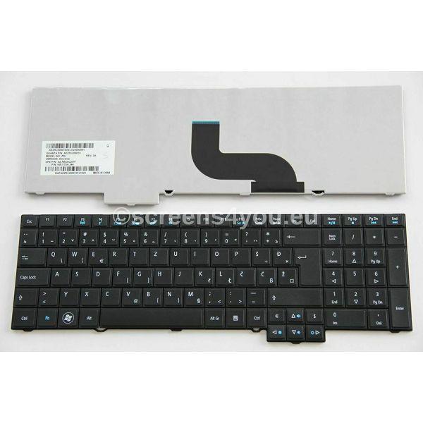 Tipkovnica za laptope Acer TravelMate 5760/TravelMate 5360/TravelMate 7750