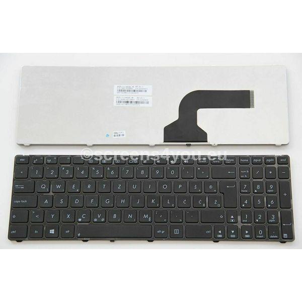 Tipkovnica za laptope Asus K52F/ K73E/K72F