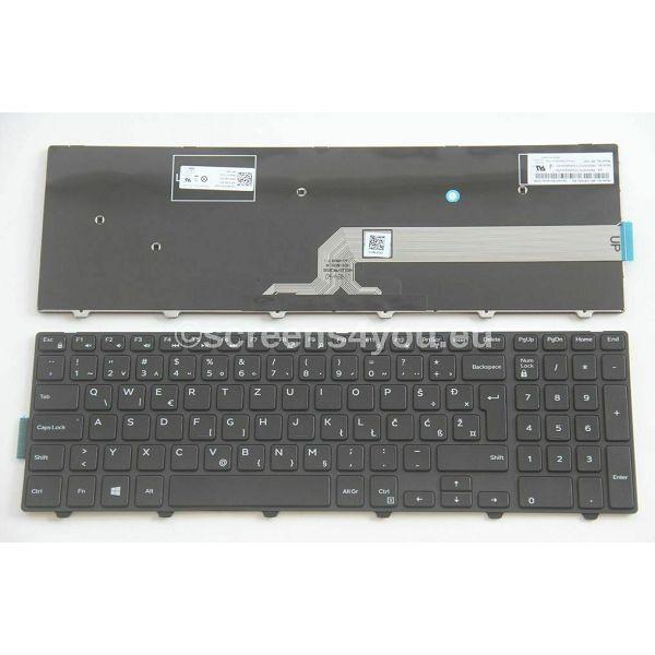 Tipkovnica za laptope Dell Inspiron 15 3542/17 5748/Vostro 3558