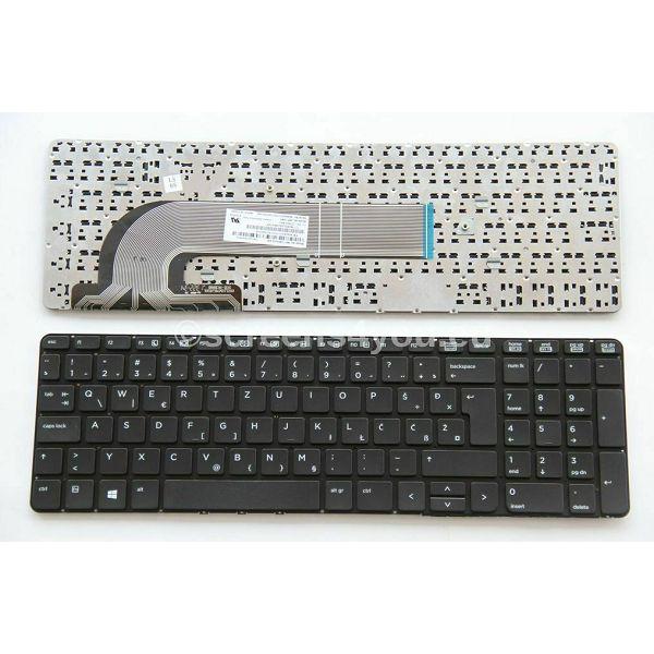 Tipkovnica za laptope HP ProBook 450 G2/455 G1/470 G2/650 G1 bez okvira