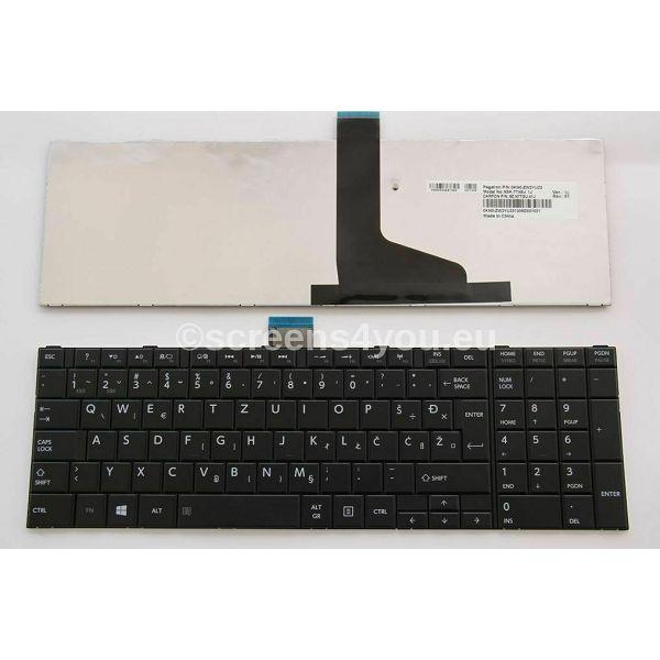 Tipkovnica za laptope Toshiba Satellite C850/C855/C870/C875