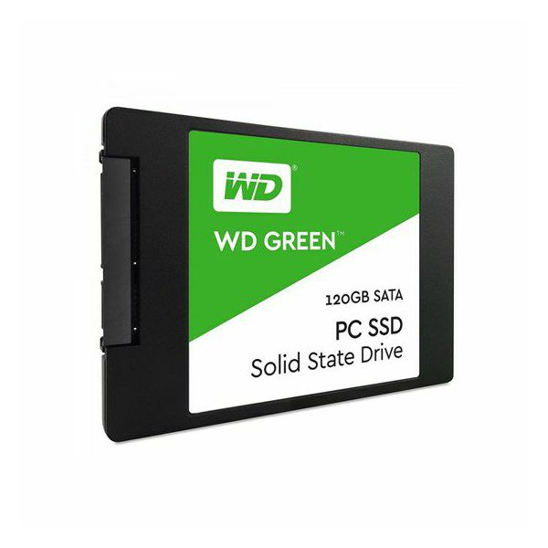 WD Green 120GB SSD disk WDS120G2G0A